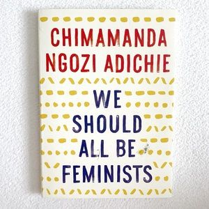 We Should All Be Feminists Book